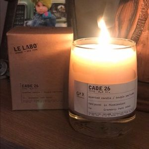 Brand New Le Labo Grammercy Park Candle